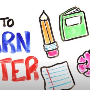무언가를 빨리 학습하고 싶다면?